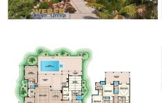 Beach House Plans With Elevator Luxury Captiva House Plan In 2020