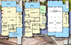 Beach House Plans With Elevator Unique Plan Nc Four Bedroom Beach House Plan In 2020