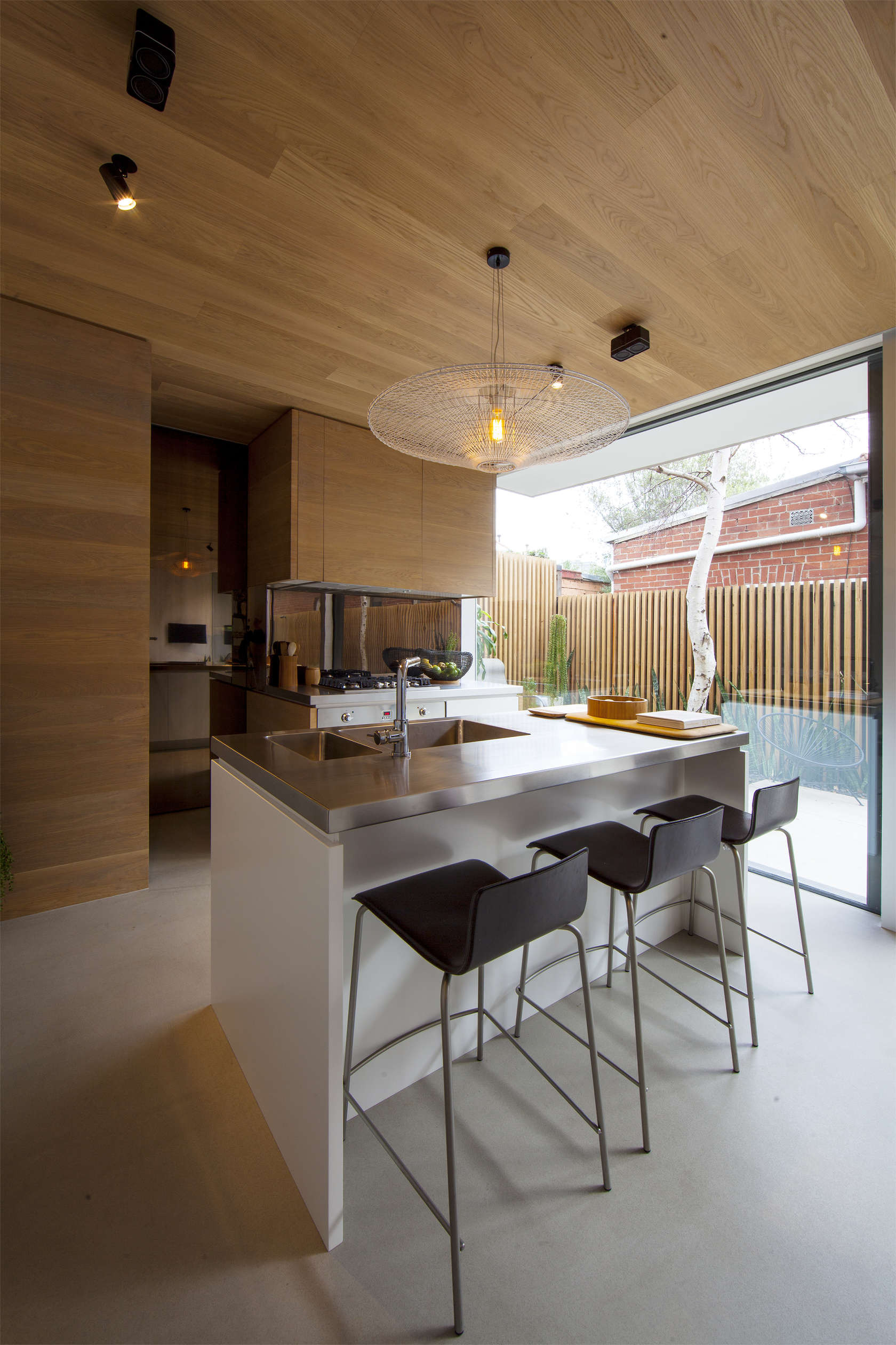 Beautiful Homes Inside and Out Lovely This Home S Translucent Walls Create Beautiful Effects