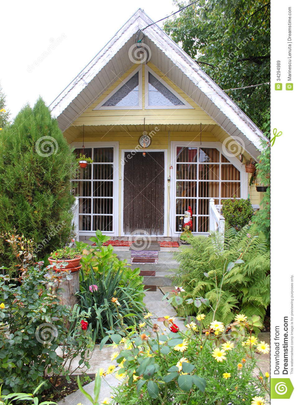 small home beautiful house garden