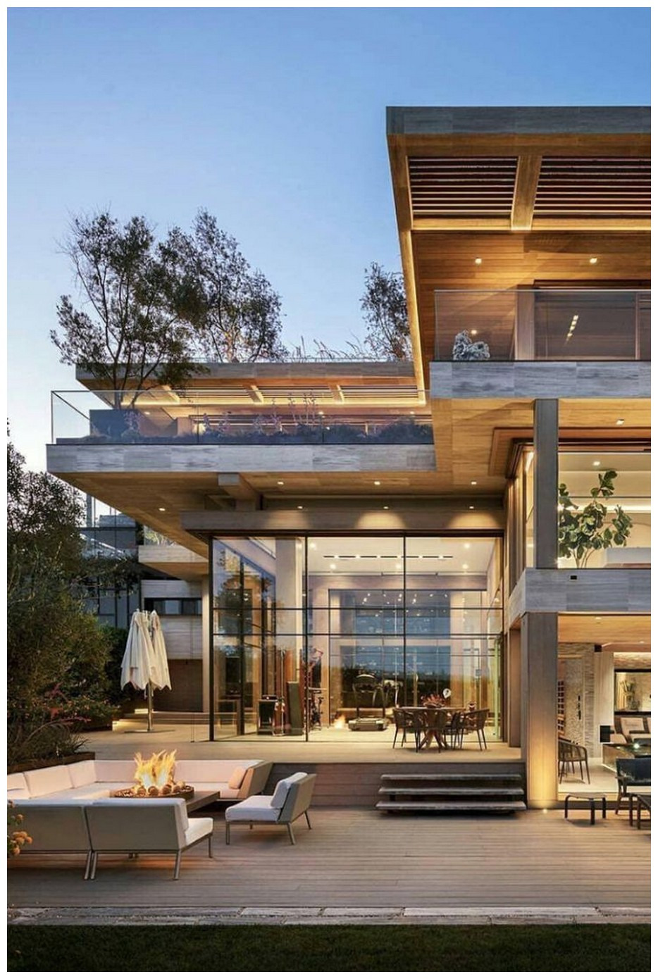 50 Analyzing The Best Contemporary House Designs 16