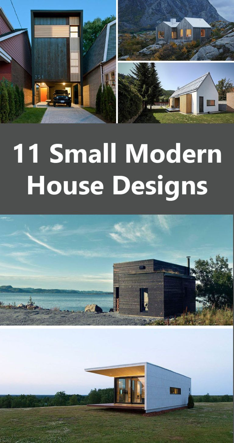 Best House Designs In the World Photos Fresh 11 Small Modern House Designs From Around the World