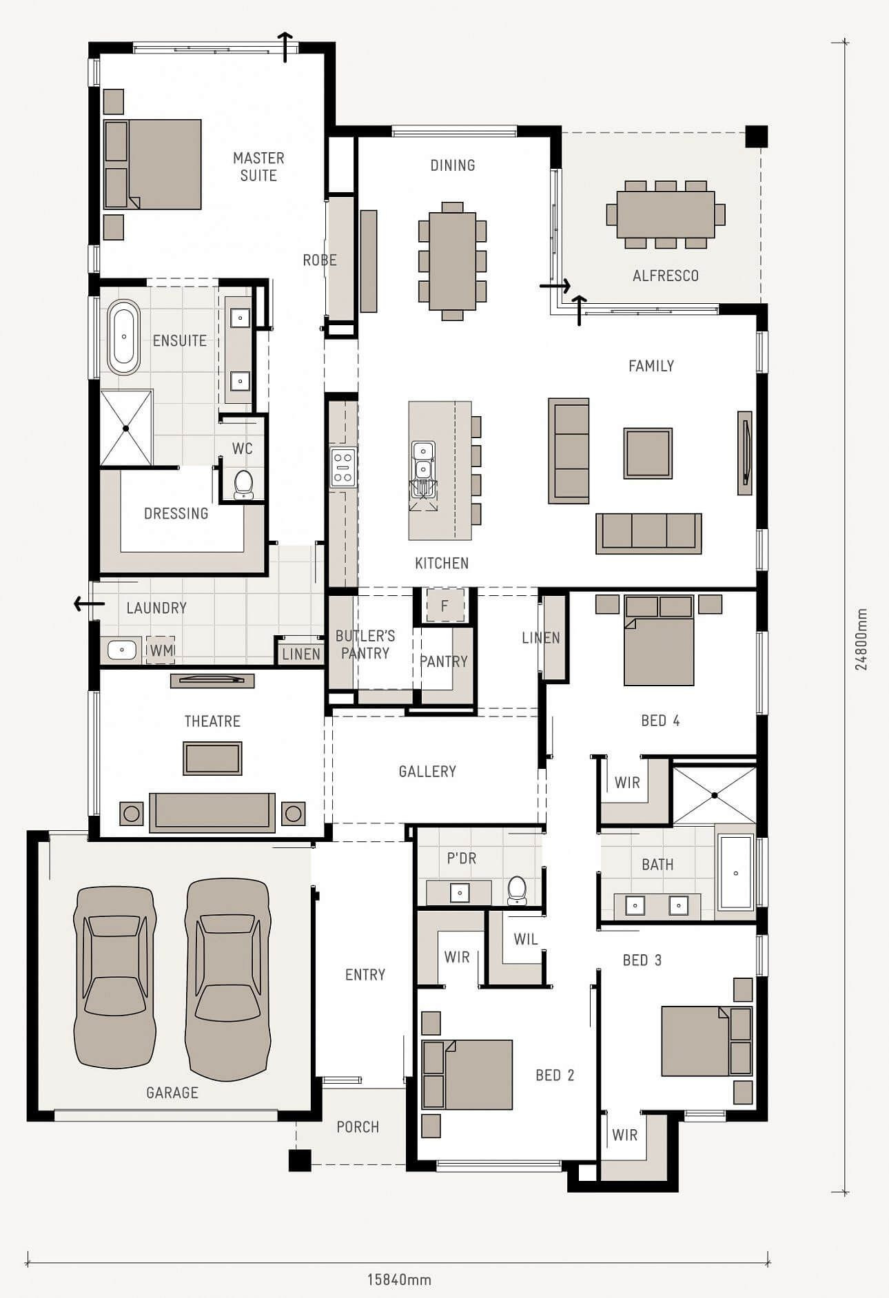 Building A House Layout Beautiful some Things Not to for when Building A New House