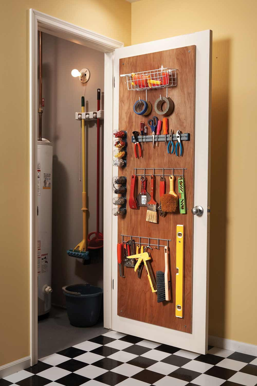 Cabinet Door organizer Beautiful Clutter Busting Strategies for Every Room