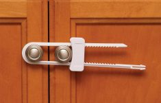 Cabinet Locks For Double Doors Lovely Safety 1st 2 Pack Double Door Cabinet Slide Locks