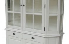 Cabinet With Doors And Drawers New Shabby Chic Country House Style Cabinet With 2 Doors And 2 Drawers Buffet Cabinet Wardrobe Dining Room