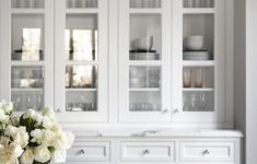 Cabinet With Glass Doors Fresh Beautiful White Kitchen Inset Cabinets Glass Doors Marke