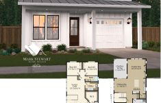 Carport Plans Attached To House Beautiful House Plan 4534 Modern Farmhouse Plan 1 814 Square