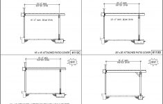Carport Plans Attached To House Best Of Everything You Need To Know About Patio Cover Plans Pdf
