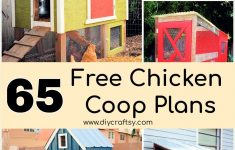 Chicken House Design Plans New 65 Free Chicken Coop Plans You Can Build At Home ⋆ Diy Crafts