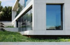 Concrete And Glass House Best Of Marvelous House Featuring Concrete Exterior And Glass