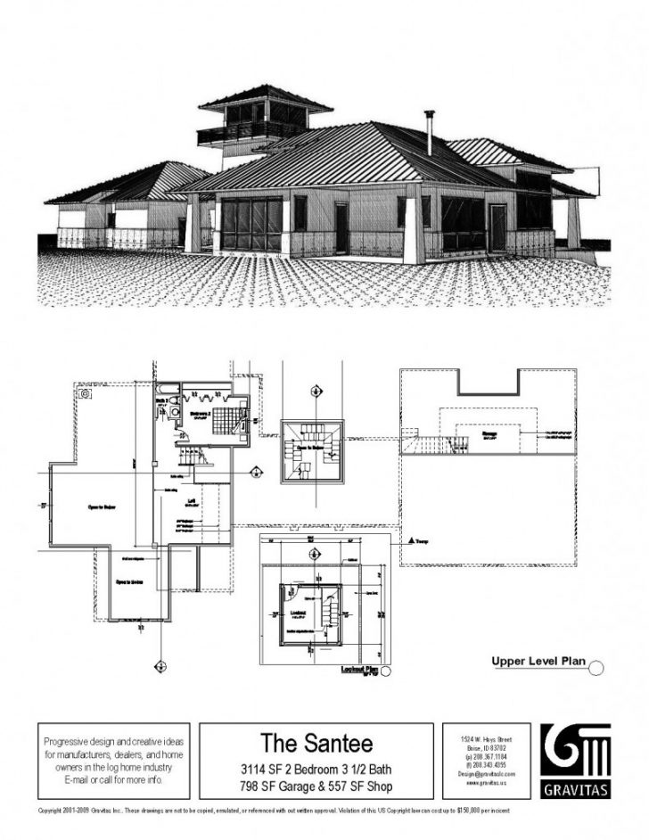 Contemporary House Plans One Story 2020