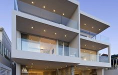 Contemporary House Plans South Africa Elegant Modern Duplex With Views Sydney Harbour