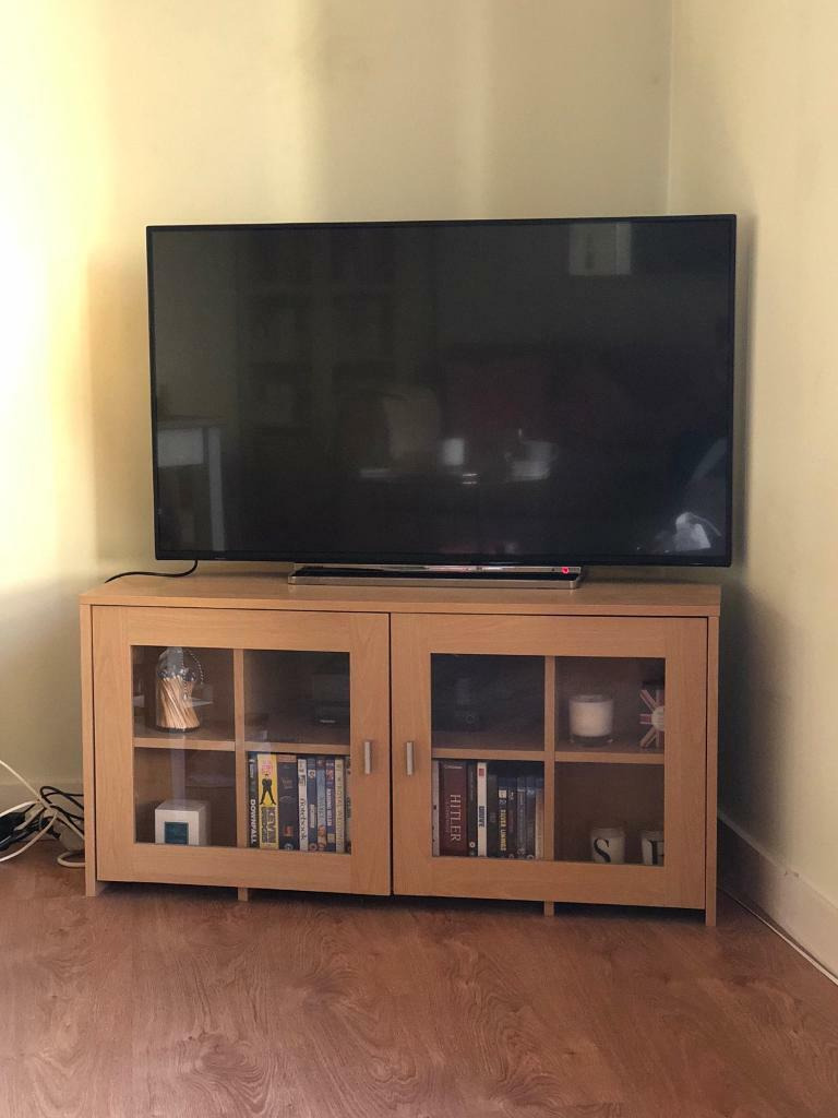 Corner Tv Cabinet with Doors Lovely Corner Tv Cabinet with Glass Doors In Glasgow City Centre Glasgow