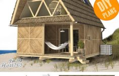 Cost To Build A Beach House Beautiful Awesome Small And Tiny Home Plans For Low Diy Bud