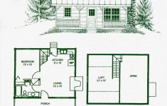 Cottage Designs And Floor Plans Fresh 59 New Small Cabins With Loft Floor Plans Stock – Daftar
