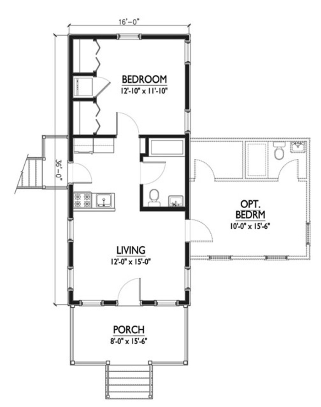 576 square feet 1 bedrooms 0 bathroom cottage house plans 0 garage