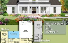Country Style House Plans With Porches Luxury Plan Mm Three Bed Farmhouse Plan With Open Concept