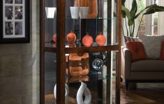 Curio Cabinets With Glass Doors Luxury Curios Pacific Heights Curio Cabinet