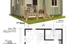 Custom House Plans Cost Elegant 16 Cutest Small And Tiny Home Plans With Cost To Build