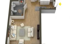 Design A House Floor Plan New 40 More 1 Bedroom Home Floor Plans