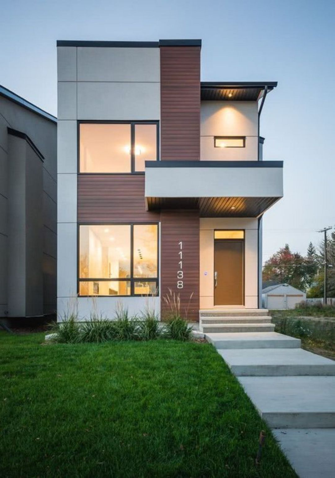 Facade Ideas Front Of House New 13 Modern Minimalist Tiny House Design Ideas for Your