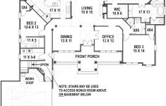 Floor Plans For Ranch Style Houses Best Of Cova Creek House Plan