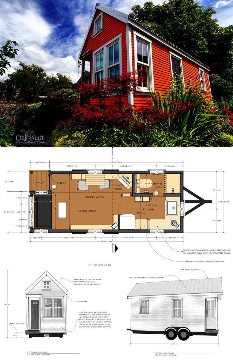 Floor Plans for Tiny Houses On Wheels Awesome 27 Adorable Free Tiny House Floor Plans