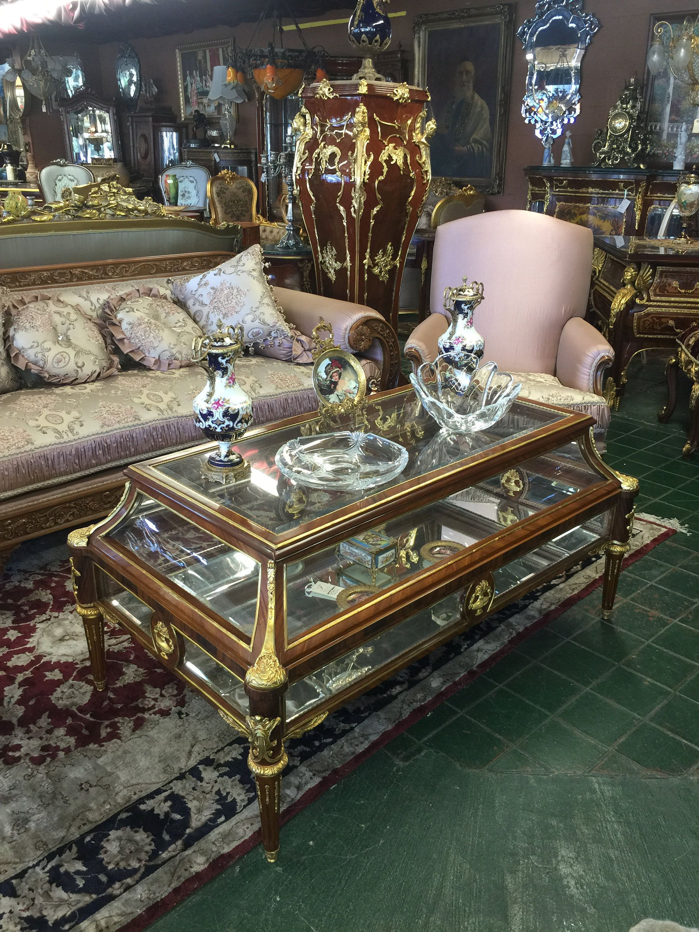 French Antique Reproduction Furniture Lovely Gallery the French Accent Gallery