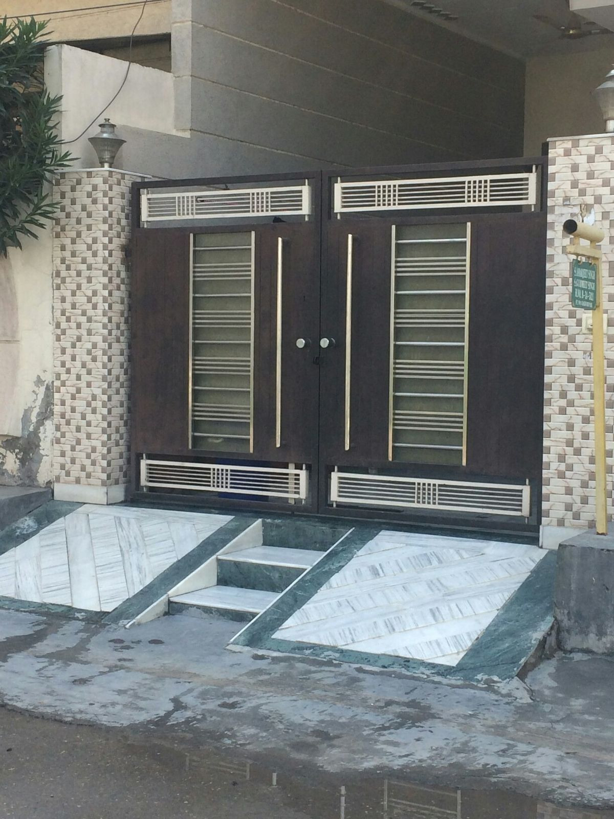 Front Gate Entrance Ideas New Pin On Door Style