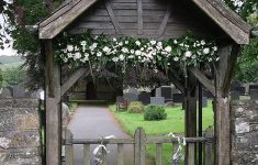 Front Gate With Roof Lovely Lychgate