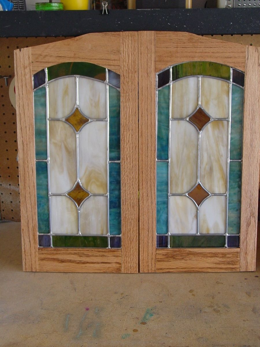Glass for Cabinet Doors Luxury Cabinet Door Stained Glass Panels