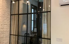 Glass Partition Designs For Home Inspirational Glass Partition With A Custom Steel Frame By Crystalia Glass