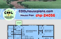 Great Small House Plans Best Of This Three Bed 2 Bath Small House Plan Is A Great Starter