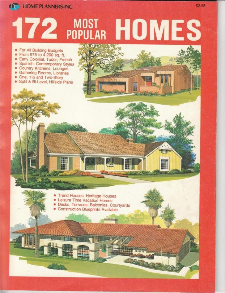 Home Planners Inc House Plans 2020