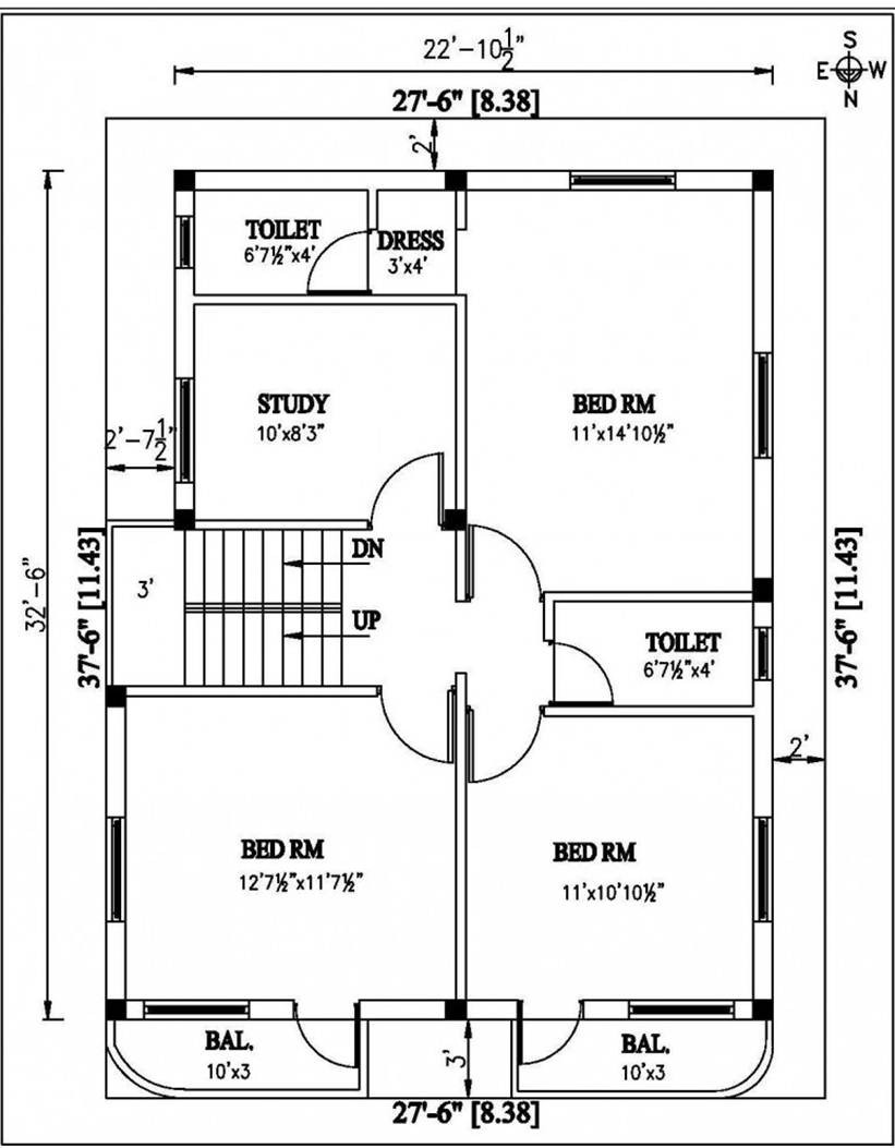 Right Plan Design To Build Modern Home