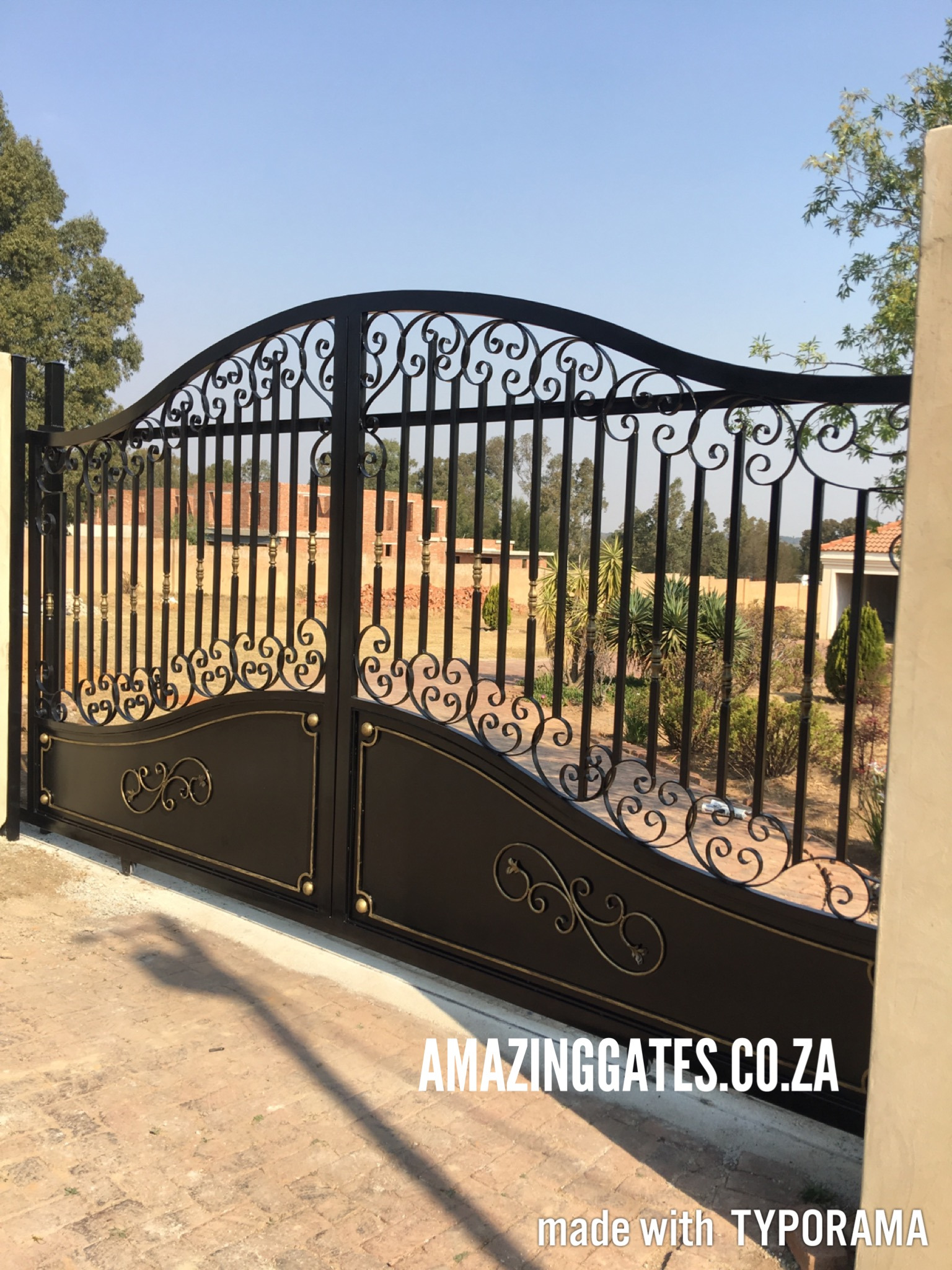 House Boundary Gate Design Best Of Gate Designs In south Africa – Westgate Manufacturing