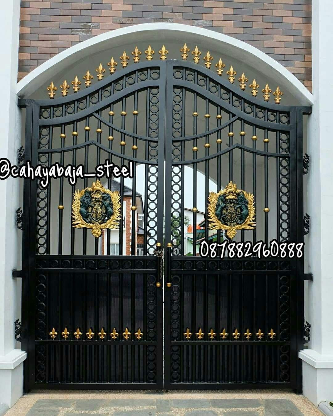 House Boundary Gate Design Fresh Pin by Mm Ezz On Art Of Metal