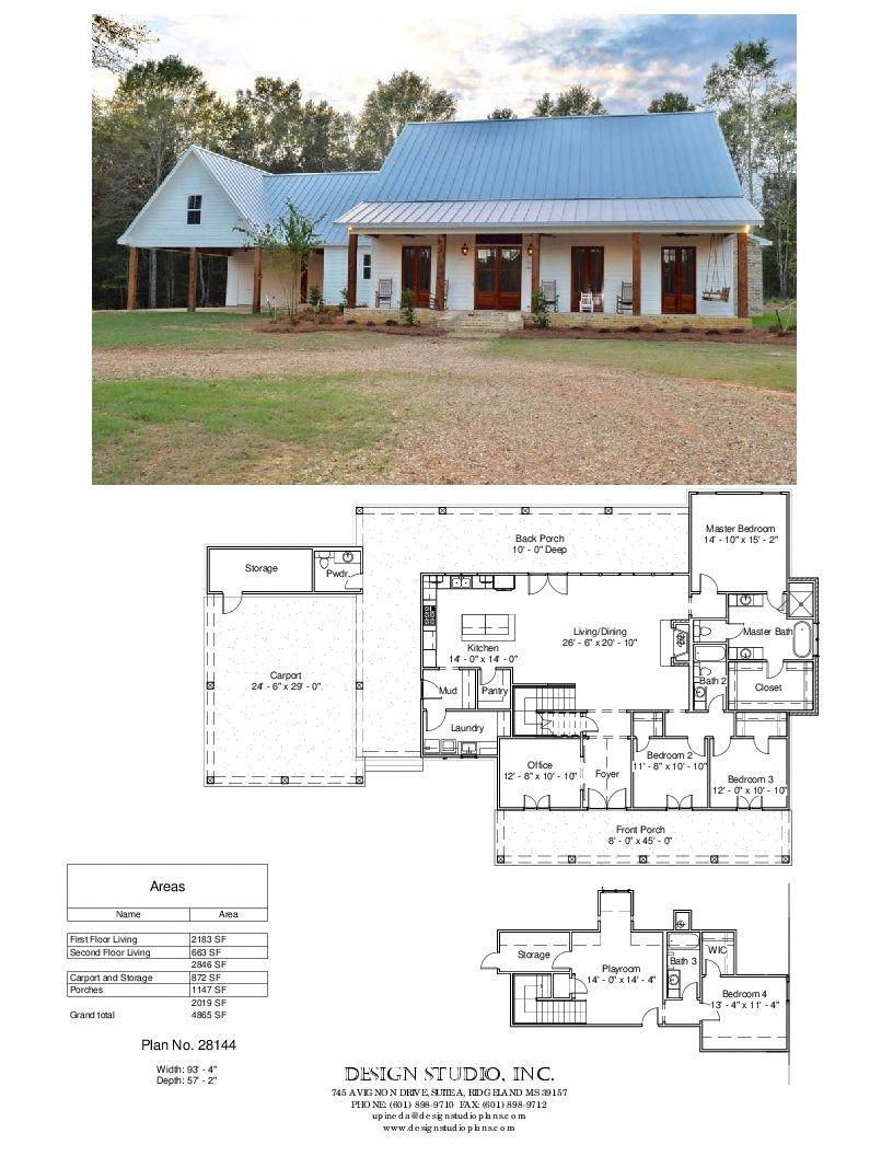 House Plans for Metal Homes Inspirational Luxury