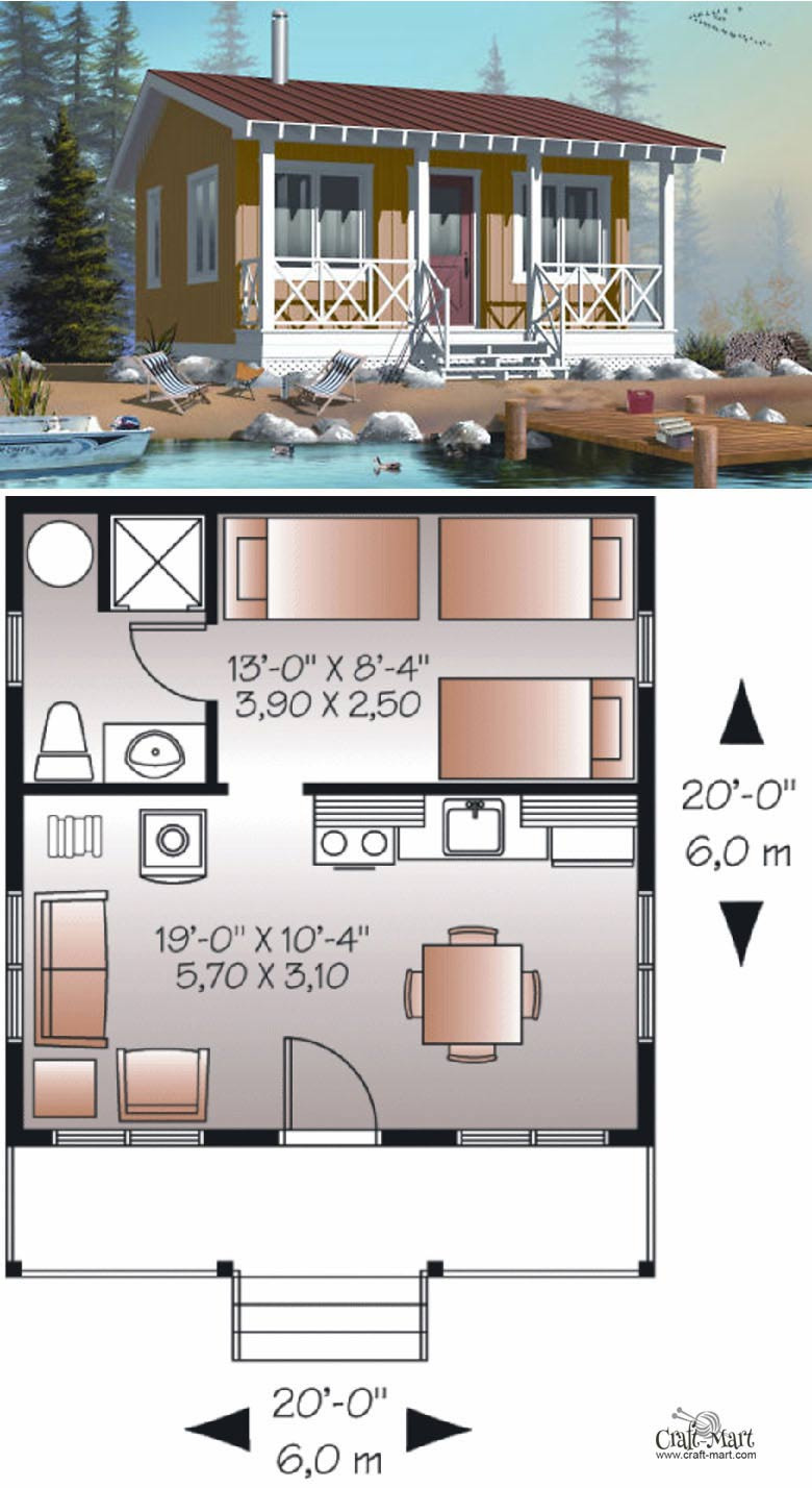 House Plans for Small Cottages Lovely 27 Adorable Free Tiny House Floor Plans Craft Mart