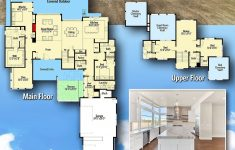 House Plans For Views Inspirational Plan Hu Stunning 4 Bed Contemporary House Plan With