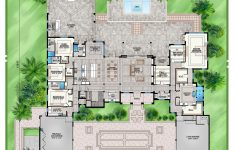 House Plans In Florida Awesome 2 Story Luxury 8 285sf House Plan Distinctive House Plans
