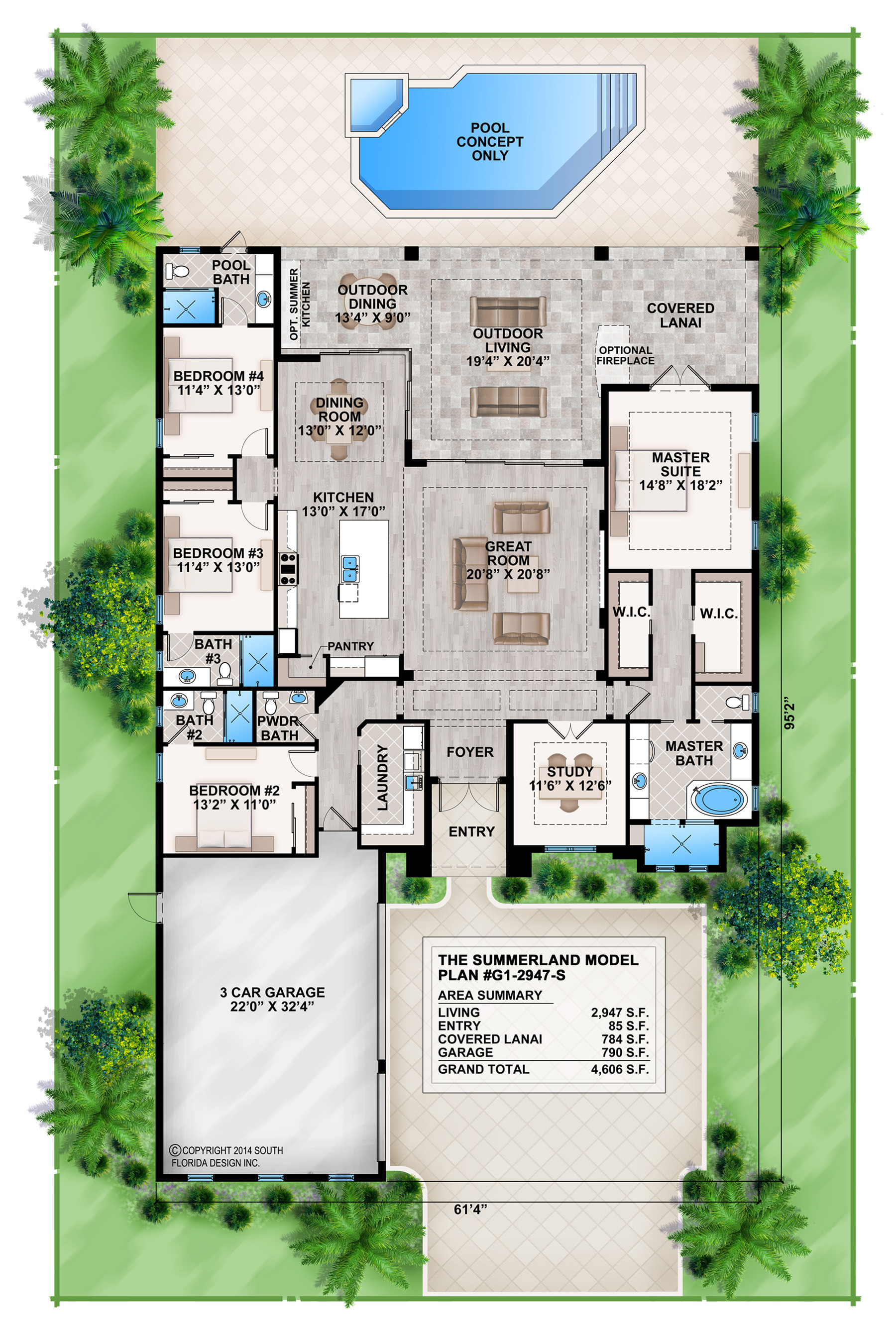 House Plans In Florida Beautiful south Florida Designs Coastal Contemporary House Plan south