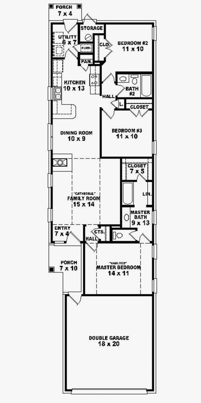 House Plans Small Lot Inspirational 3 Storey House Plans for Small Lots Elegant Narrow Lot House