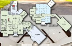 House Plans With A Safe Room Elegant Plan Nd Vaulted And Beamed Ceilings