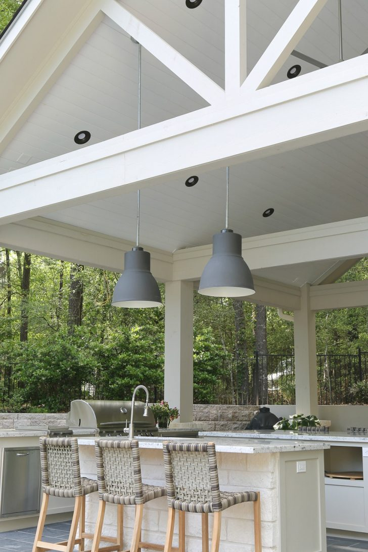 House Plans with Outdoor Kitchens 2021