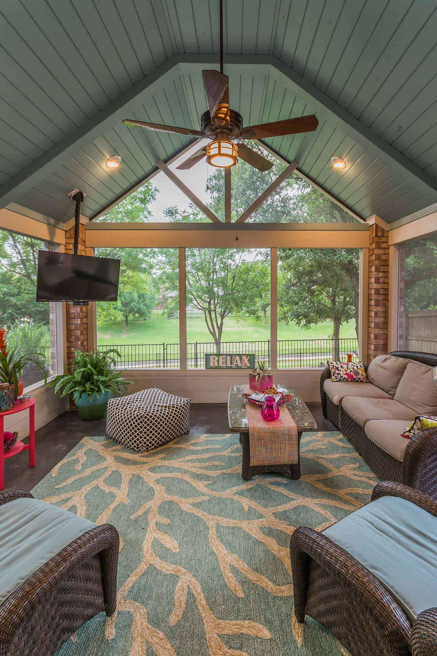 House Plans with Screened Porches Awesome E Kindesign