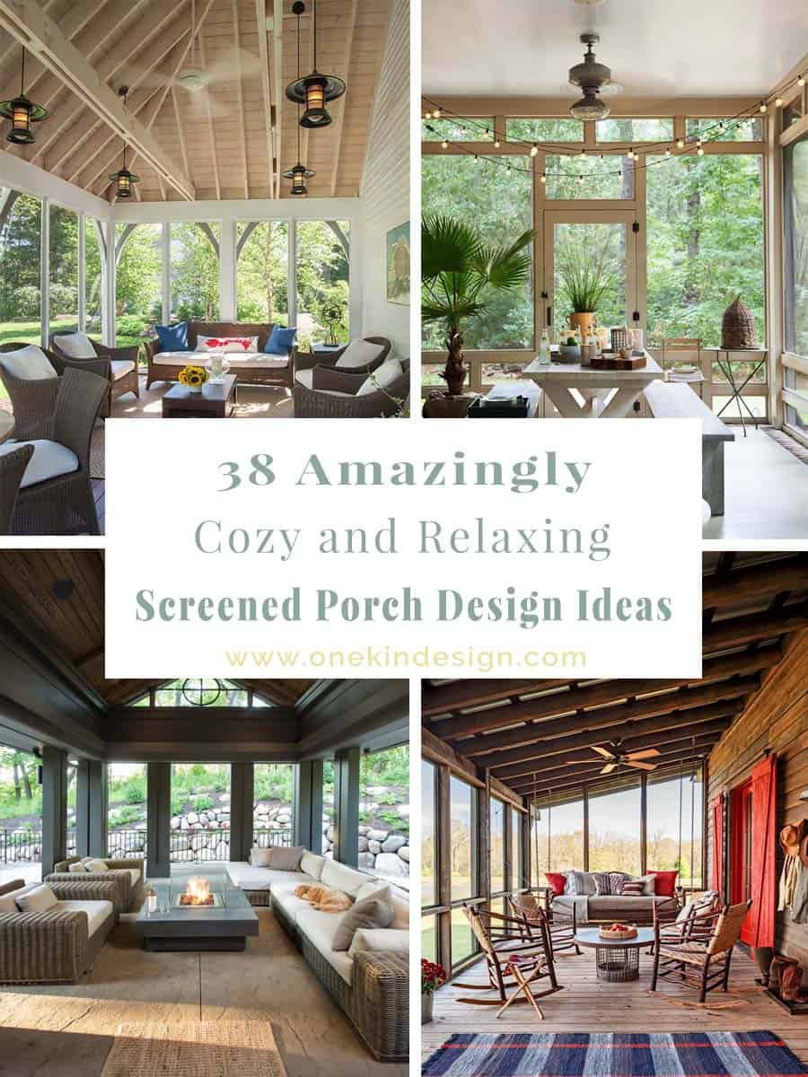 Screened Porch Design Ideas 00 1 Kindesign