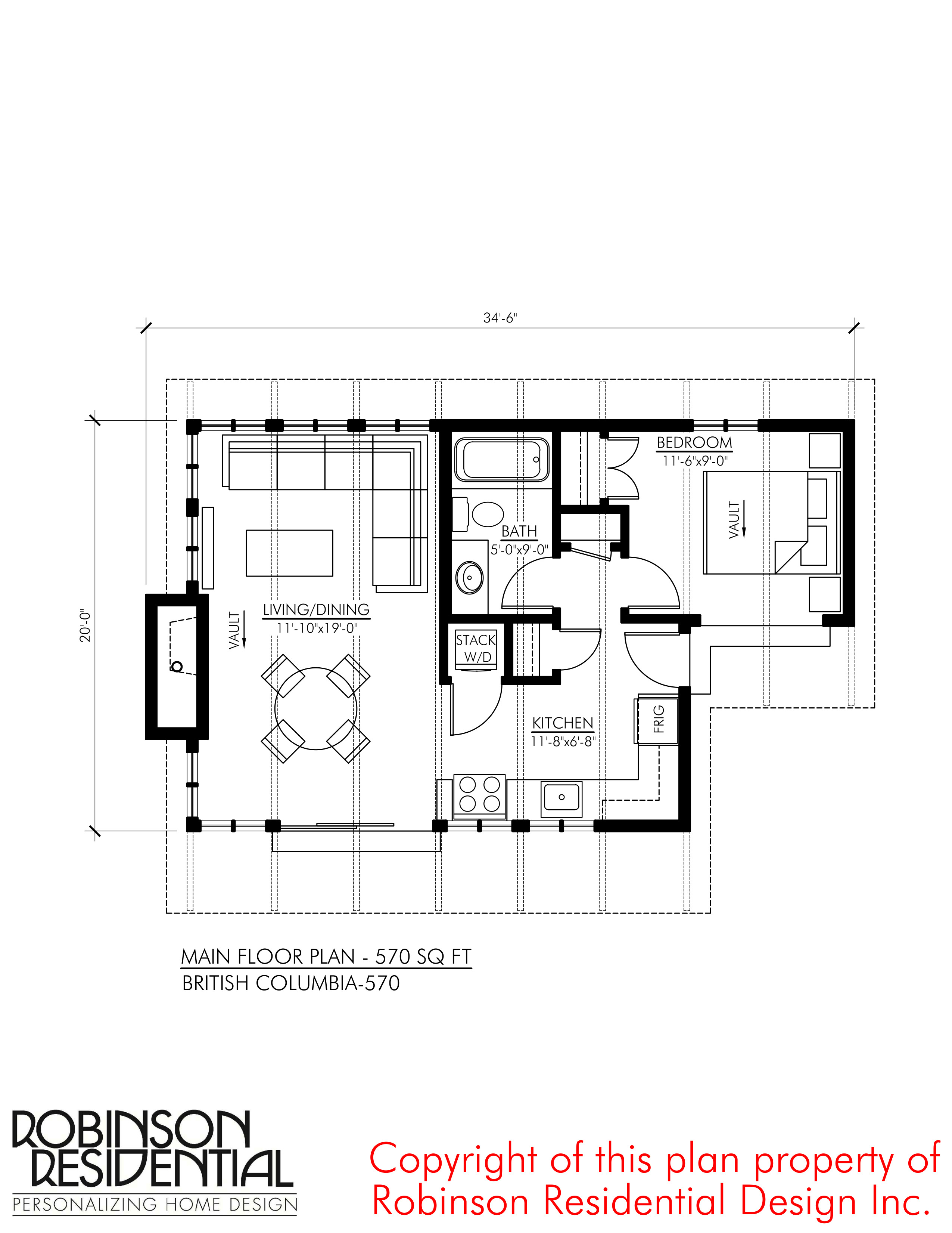 House Plans with Virtual tours Awesome British Columbia 570