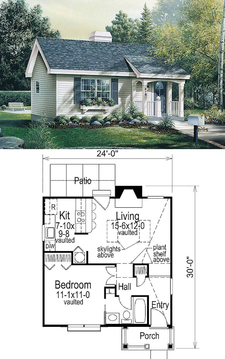 Houses and House Plans Awesome 27 Adorable Free Tiny House Floor Plans Craft Mart